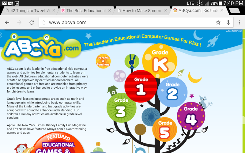Literate for Life – 10 Fabulous & Free Reading Websites For Kids