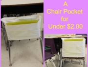 chair pocket